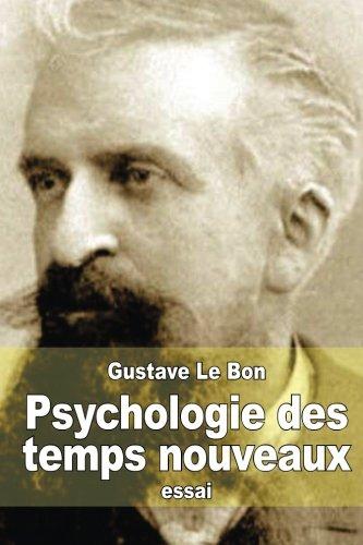Psychologie des temps nouveaux