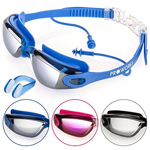 proworks-swimming-goggles-with-mirrored-lenses-uv-protection-and-anti-fog-coating-for-adults-childre