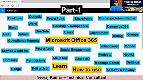 Microsoft Office 365: - Part 1