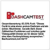 NavGear Full-HD-Rückspiegel-Dashcam - 7