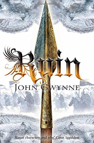 Ruin (The Faithful and the Fallen) by John Gwynne (2016-03-10)