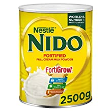 Nestlé NIDO FORTIFIED Milk Powder 2.5 Kg (Pack of 1)