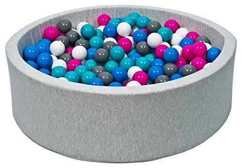 piscina gioco bambino palle palline 150 piscina secca