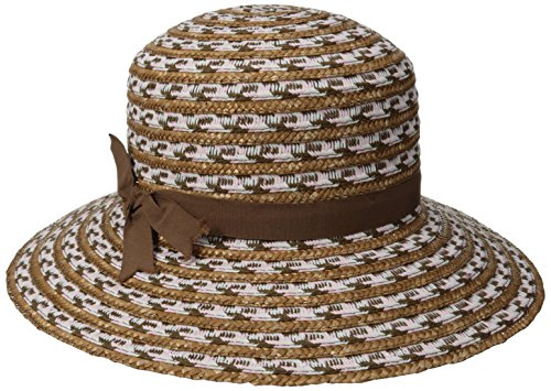 physician-endorsed-womens-coco-tri-color-straw-packable-hat-rated-upf-50-mixed-toast-one-size