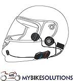 Bike It Sena Corsa Smh10 Auricolare Bluetooth/Intercom (Uk) tappo versione 3
