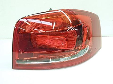 Audi A38P FL os droit 3porte arrière Cluster Lumière neuf