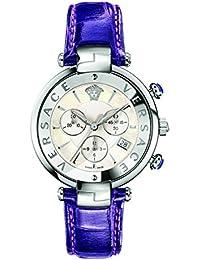 Ladies Versace Rave Chronograph Watch VAJ030016