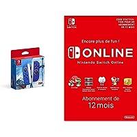 Nintendo Paire de manettes Joy-Con Edition The Legend of Zelda : Skyward Sword HD & Switch Online - Abonnement 12 Mois…