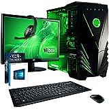 VIBOX Ultra Gaming PC Computer Paket 11W - mit Windows 10 und WarThunder Spiel Bundle (3.8GHz AMD A8 Quad Core CPU, Radeon Integriert Grafik-Chip, 1TB Festplatte, 8 GB RAM)
