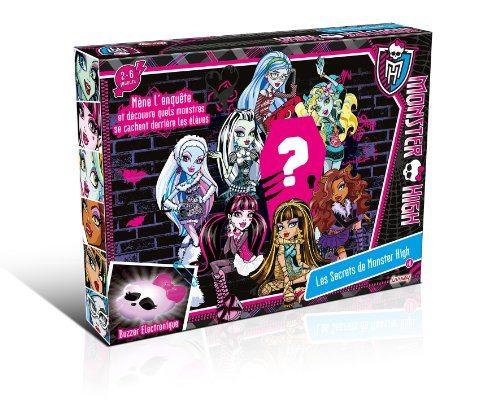 Monster High jeux