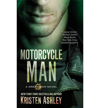 [ Motorcycle Man (Library) (Dream Man #4) ] By Ashley, Kristen (Author) [ Jan - 2014 ] [ Compact Disc ]