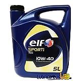 Elf Sporti TXI 10w40 Motor-Schmieröl, 5 l