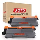JOTO TN2220 TN2010 Compatible Cartouches de Toner pour Brother TN 2220 TN 2010(2 Noir) Utilisé avec Brother DCP-7055 DCP-7055W DCP-7060D DCP-7065DN DCP-7070DW HL-2240 HL-2240D HL-2250DN