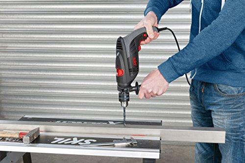 Skil Schlagbohrmaschine 6395 AA (1.000 W, 13 mm, Tiefenanschlag, Leerlaufdrehzahl 0 – 3.000 min-1, Bohrfutterschlüssel 13 mm, 2,1 kg) - 7