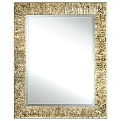 Spiegel Goldrahmen gerändelt