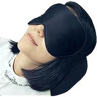 Schlafmaske @ LinkHealth größere Größe Augenmaske / Schlafbrille / Nachtmaske / Schlafmaske - verbessert Schlaf... preisvergleich bei billige-tabletten.eu