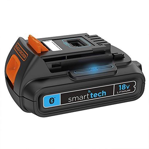 Black+Decker SmartTech Akku (27Wh, 18V, 1.5Ah, für...