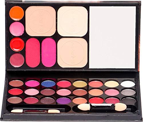 Adbeni Mars Matte 24 eyshadow 3 compact powders 2 blusher 4 lip color