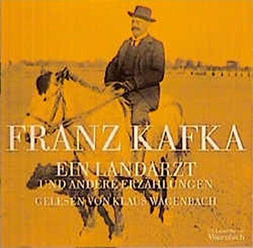 Buchseite und Rezensionen zu 'Ein Landarzt und andere Erzählungen/CD' von Franz Kafka