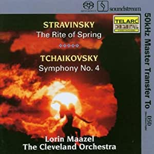 The Rite of Spring & Symphony [SACD]