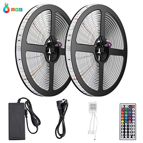 10M Tiras LED RGB 3528 600 Leds
