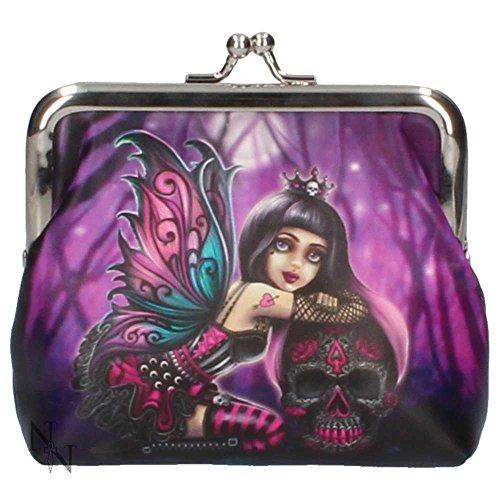 Lolita - Monedero de Hada (diseño de Sombras), Color gótico