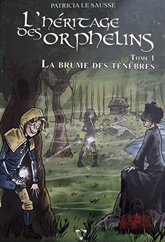 Couverture du livre La brume des Ténèbres