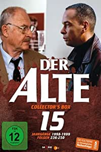 Der Alte - Collector's Box Vol. 15 (Folgen 236-250) [5 DVDs]