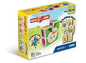 Geomag- Magicube Juguete de construcción,, 4 Piezas (131)