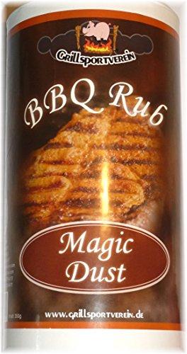 Preisvergleich Produktbild BBQ Rub Magic Dust,  Gewürzzubereitung