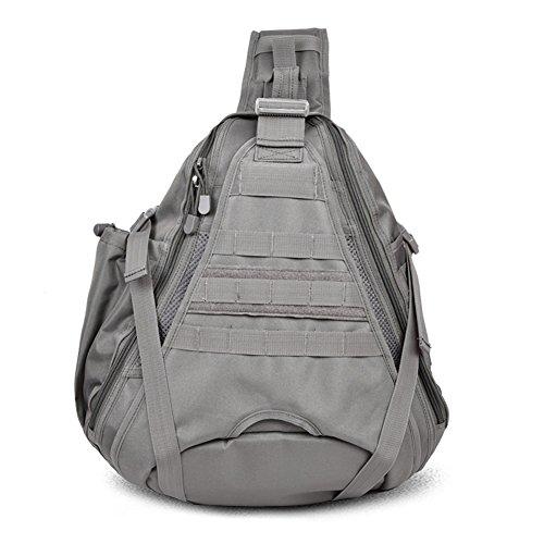 Viaggio borsa a tracolla singola arrampicata/Borsa Messenger a tracolla casual/Pacchetti per lo sport allaperto-D C