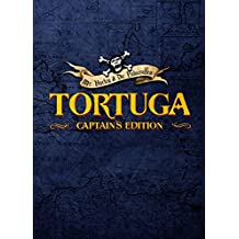 Tortuga - Captain's Edition (Limited Box inkl. Album, Bonus-CD, Karte von Tortuga auf Textil, Kartenspiel)