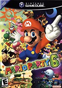 Mario Party 6 with Microphone (GameCube)