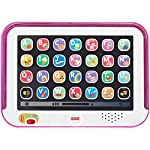 Fisher-Price Laugh and Learn Smart Stages Tablet, Pink
