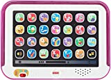Fisher-Price Laugh & Learn Smart Stages Tablet, Pink by Fisher-Price
