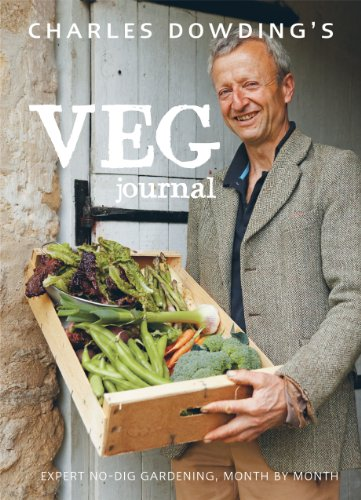 Charles Dowding's Veg Journal (English Edition)