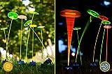 KRINNER Lumix Gartenbeleuchtung, Swing Lights L, orange, 12x12x84.5 cm, 22023, 1 Stück