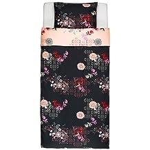 Ikea silkeslen Juego de ropa de cama con diseño de unicornio; 100% algodón; 2piezas; (140x 200y 80x 80cm)