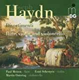 Divertimenti Hob IV by J. Haydn