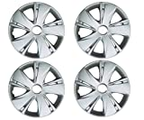 #6: Premium Quality Car Full Caps Silver 14inches Wheel Cover For - Nissan Sunny