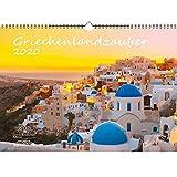 Griechenlandzauber DIN A3 Kalender 2020 Griechenland - Seelenzauber