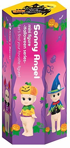 New Sonny Angel 2016 Halloween Series Collection Limited Edition by Dreams /& Co. One Assorted
