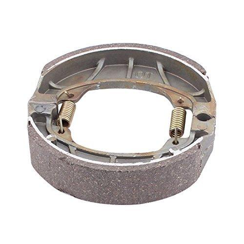 DealMux metal con resorte de calzado eléctrico freno de la motocicleta tambor...
