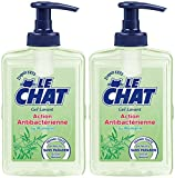 Le Chat - Gel Lavant - Action Antibactérienne - Flacon 300 ml -Lot de 2