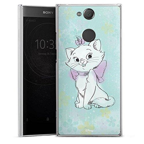 2 Die Aristocats (Sony Xperia XA 2 Hülle Case Handyhülle Disney Aristocats Marie Fan Article Merchandise)
