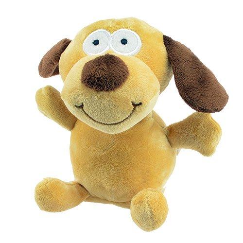 Preisvergleich Produktbild Plüschtier mit Aufnahme Plüsch Sprechender Hund talking Chitter Catters Batterie
