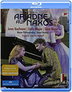 Strauss: Ariadne Auf Naxos [DVD] [2014]