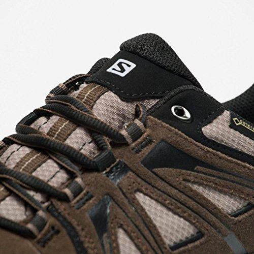 Salomon  Evasion GTX, Chaussures de trekking et randonnée homme Marron