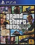Grand Theft Auto V (GTA V) - PlayStation 4 - Rockstar Games - amazon.it