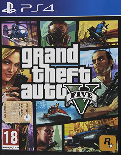 GTA V (PS4) - EU Version